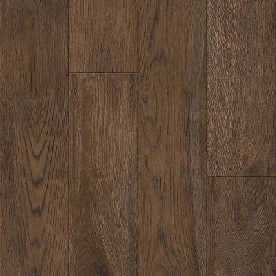 American Home Crimson Earth 6.5 in. x 48 in. Glue Down Luxury Vinyl Plank (34.66 sq. ft. / case)