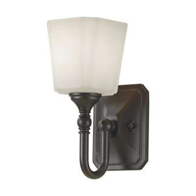 Concord 1-Light Oil Rubbed Bronze Sconce