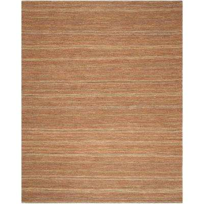 Organica Gold 9 ft. x 12 ft. Area Rug