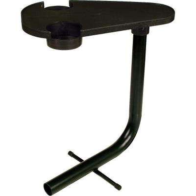 20 in. H Black Hammock Table