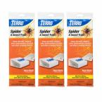 Non-Toxic Spider and Insect Trap (3-Pack)