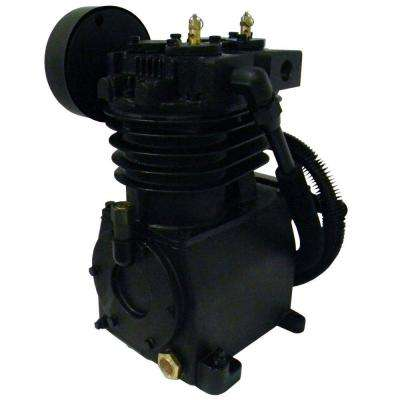 2-Stage Cast Iron In-line Air Compressor Pump
