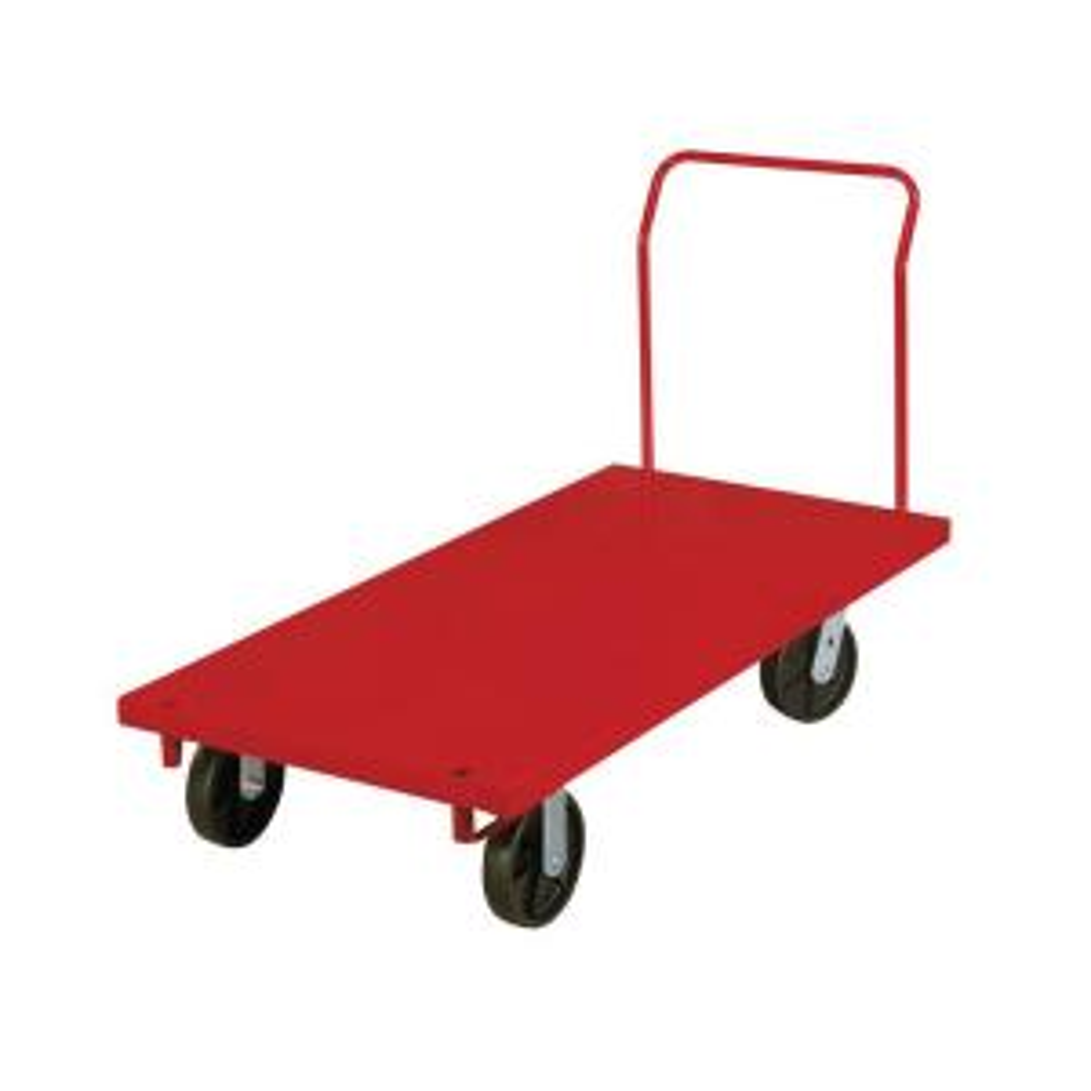 Edsal 30 inch W Platform Cart by Edsal