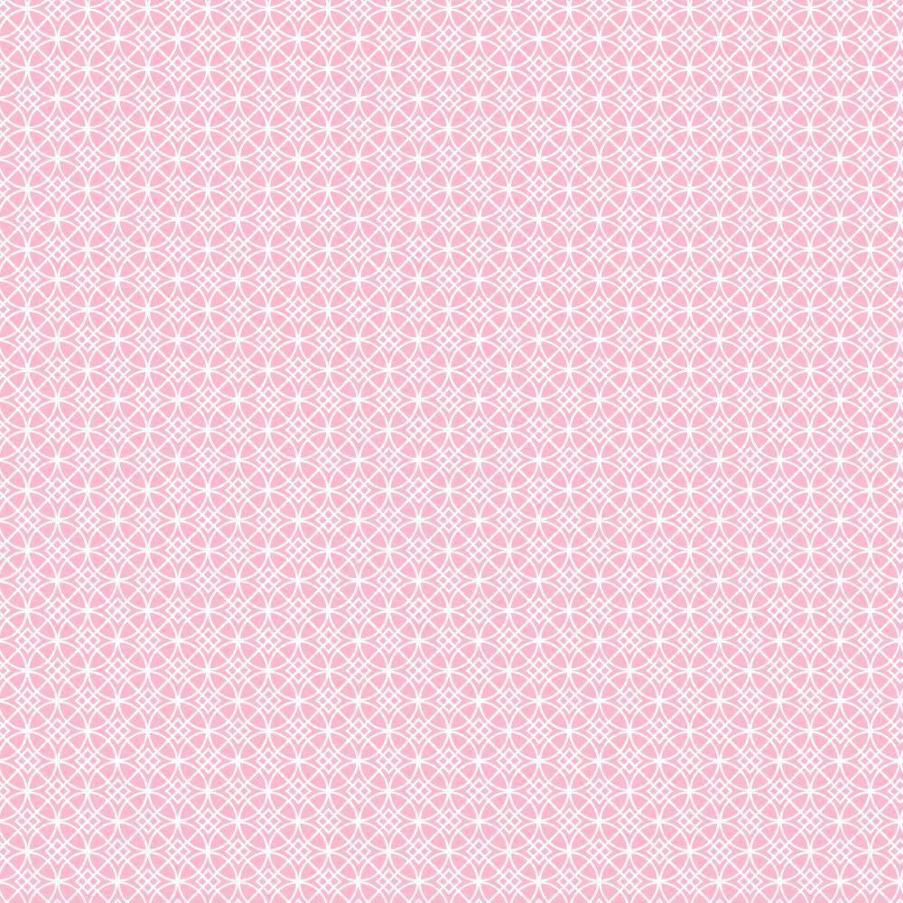 York Wallcoverings Cool Kids Dena Geometric Wallpaper