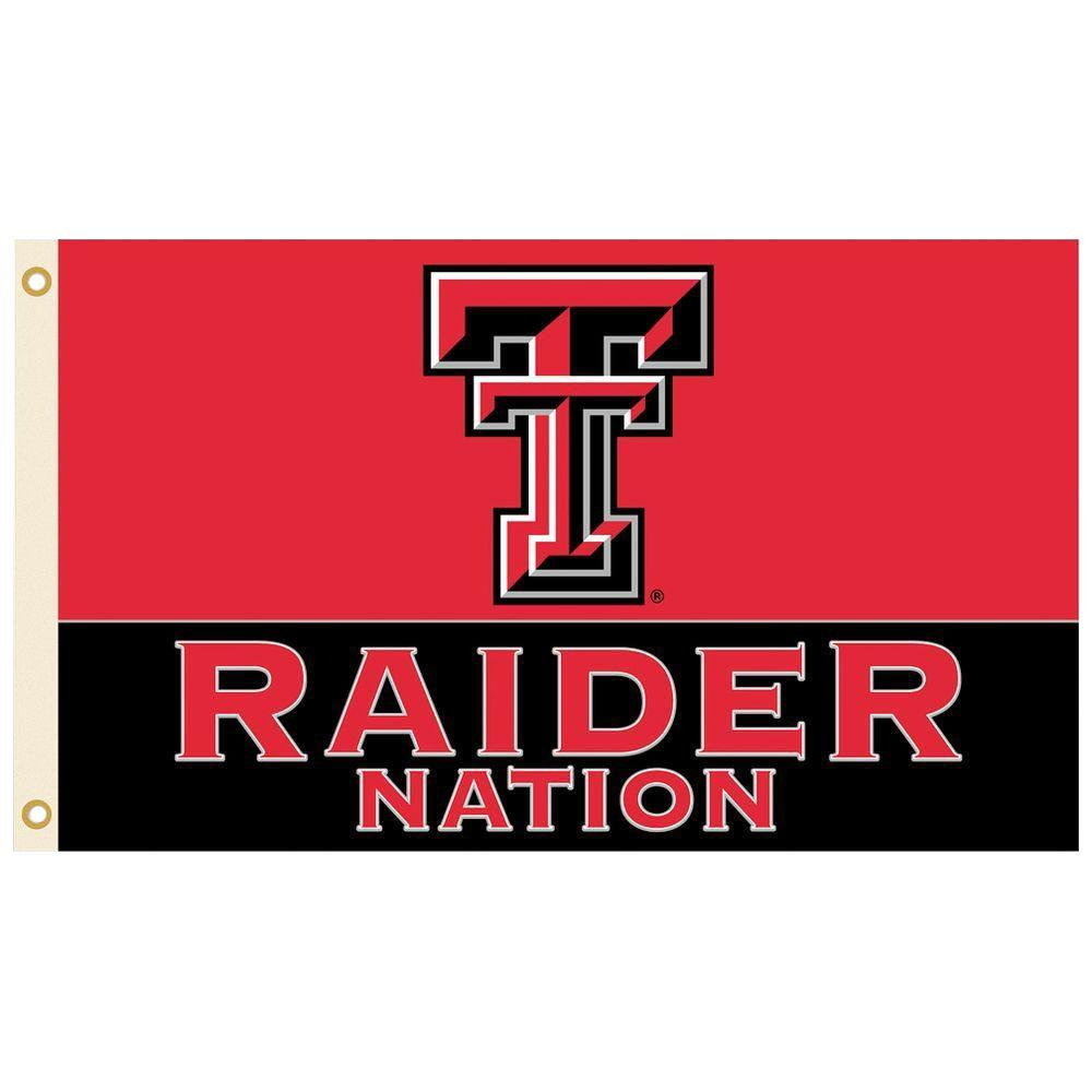 High Resolution Quality Ceiling Fans 2 Home Depot Ceiling: BSI Products NCAA 3 Ft. X 5 Ft. Texas Tech Flag-95527