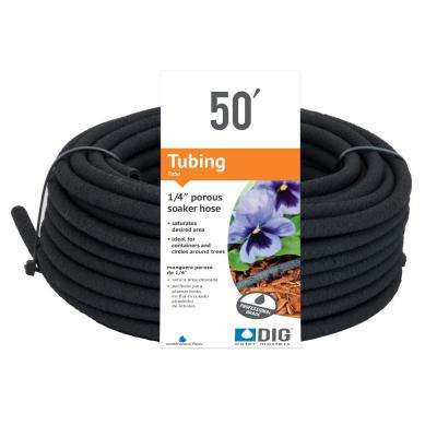 1/4 in. x 50 ft. Porous Drip Soaker Hose