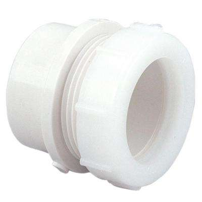 1-1/2 in. PVC DWV Trap Adapter