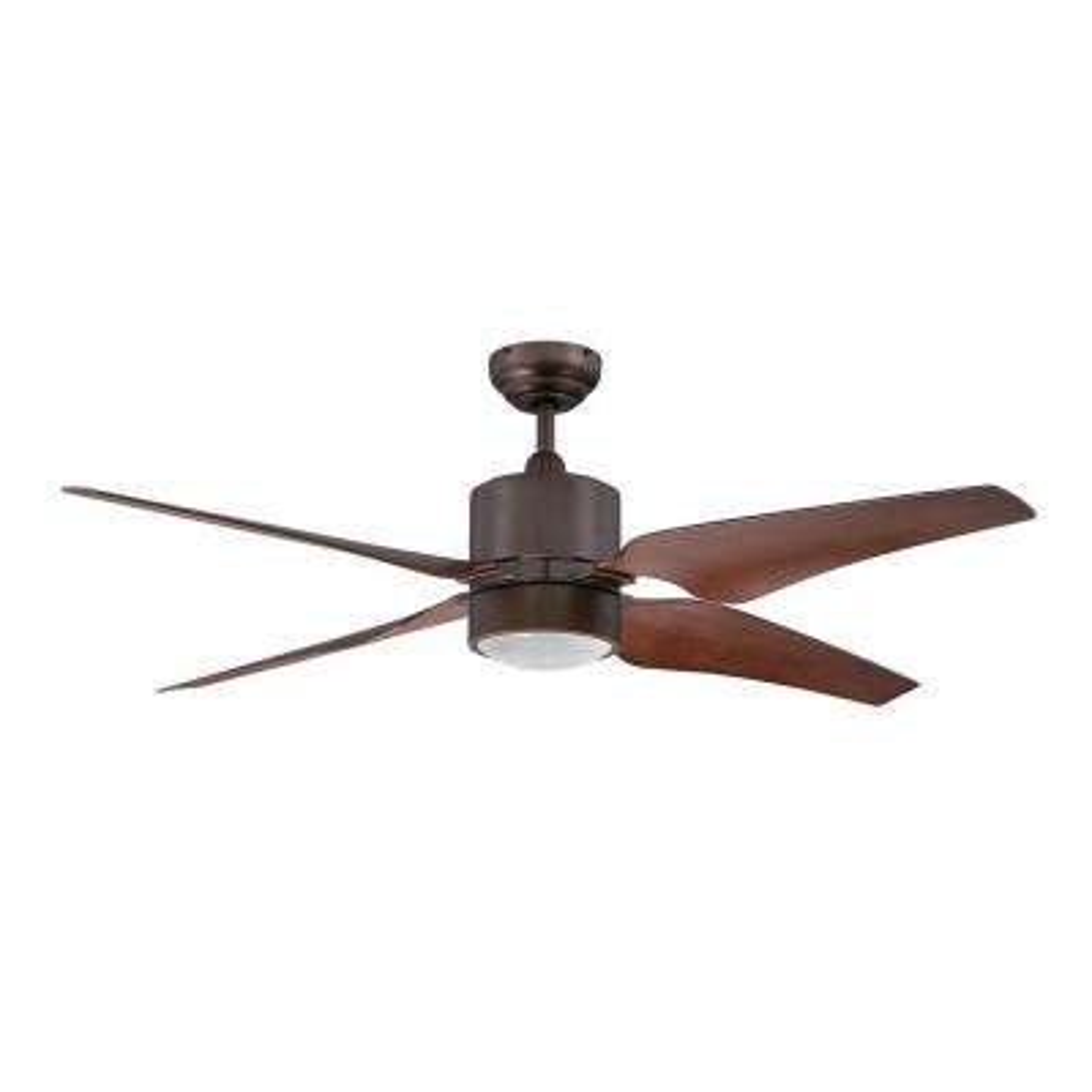 Nexor 52 in. Indoor/Outdoor Architectural Bronze Ceiling Fan