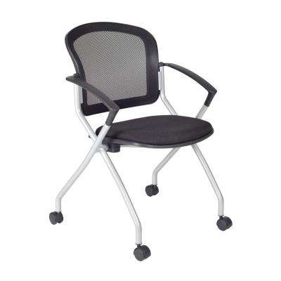 Cadence Black Nesting Chair