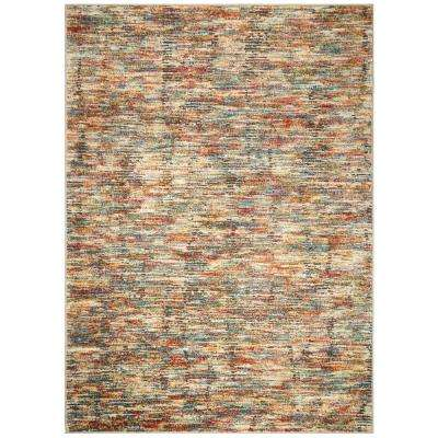 Bazaar Whimsical Multi 7 ft. 10 in. x 10 ft. 2 in. Indoor Area Rug