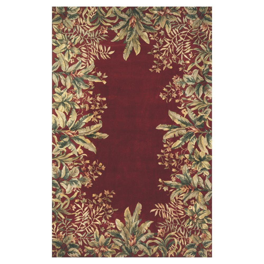 Emerald Ruby 2 ft. x 3 ft. Area Rug