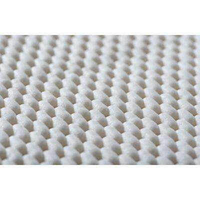 Ultra Grip Gray 2 ft. 7 in. x 7 ft. 3 in. Rug Pad