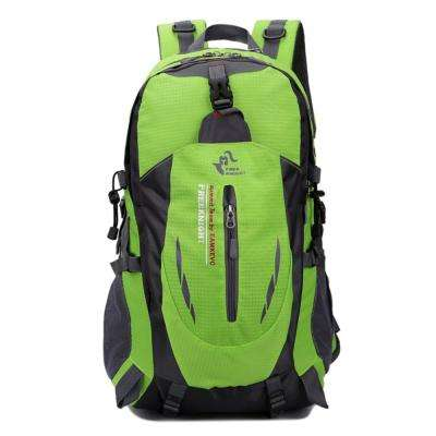 Free Knight 8607 35 l Outdoor Sports Travel Water Repellent Nylon 7 in. Apple Green Backpack