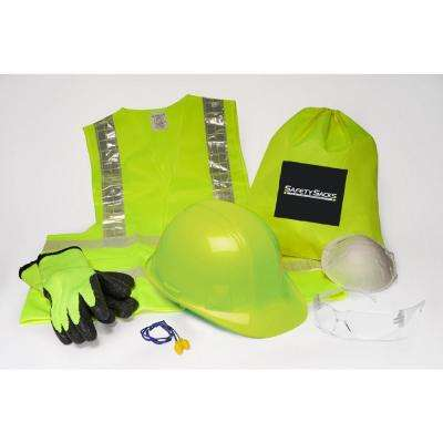 Safety Sacks All-in-One Construction Safety Kit