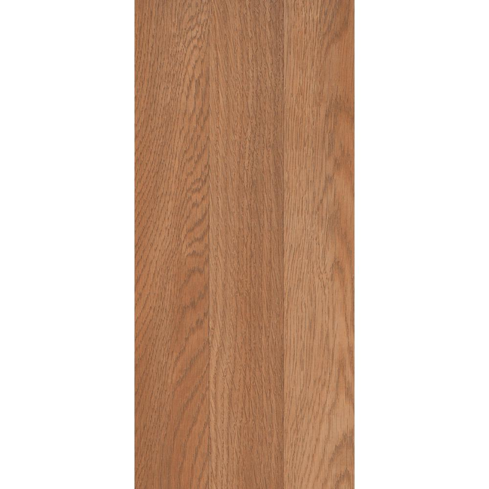 Trafficmaster Gladstone Oak 7 Mm Thick X 2 3 In Wide