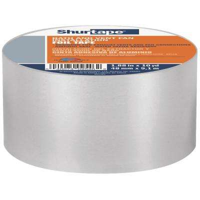 1.88 in. x 10 yds. Aluminum Foil Repair Tape