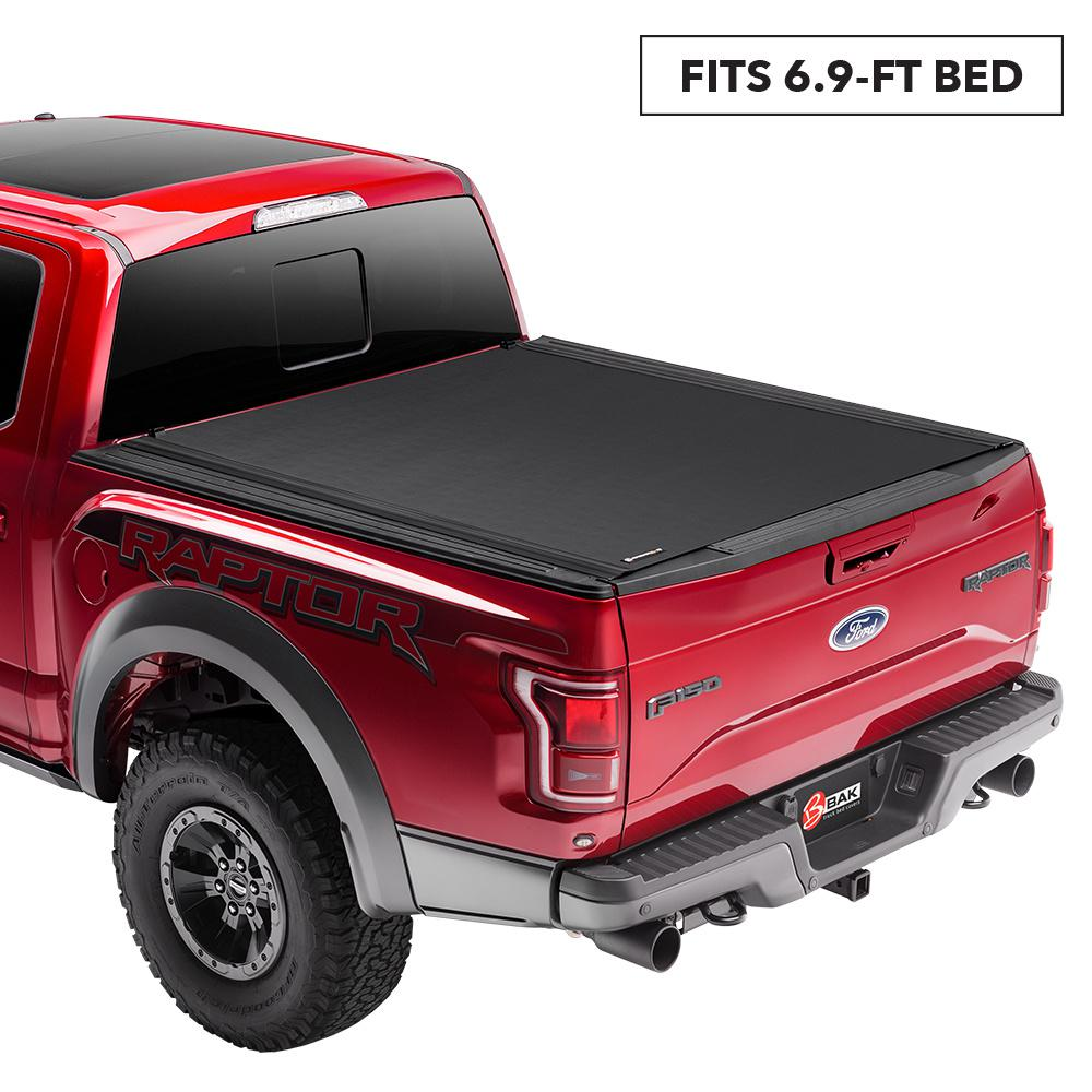 Bak Industries Revolver X4 Tonneau Cover For 99 07 F250 350 450 6 Ft 9 In Bed 79303 The Home Depot