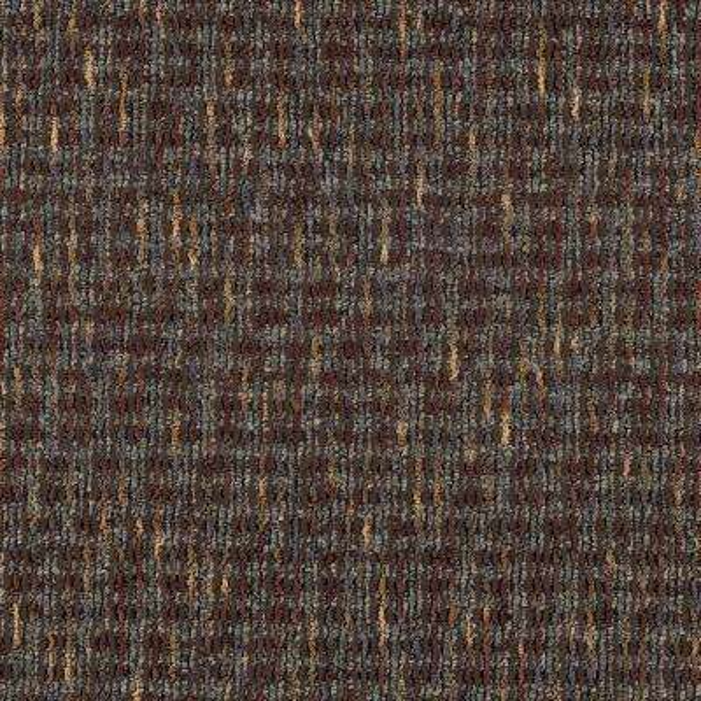 Carpet Sample - Social Network III - Color Coffee Bean 8 in. x 8 in.