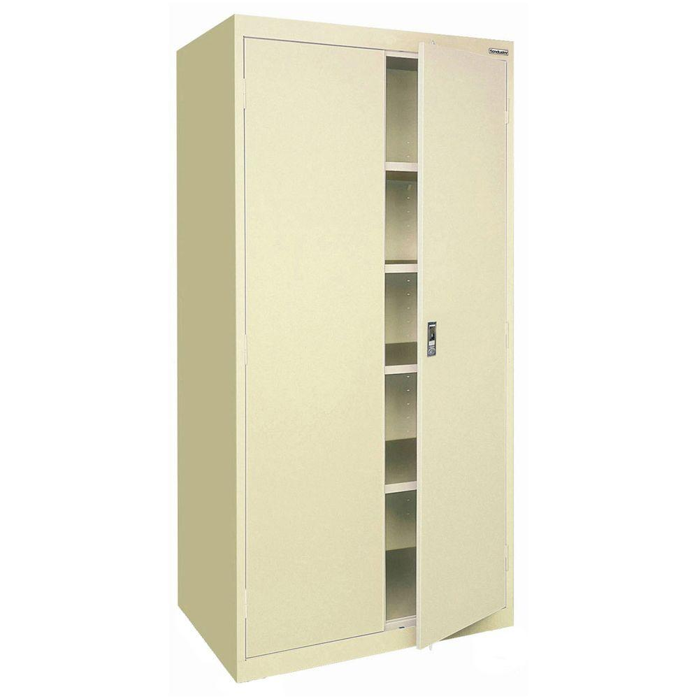 Home Depot Closetmaid Cabinet: ClosetMaid Dimensions 18 In. X 72 In. Cabinet-13002