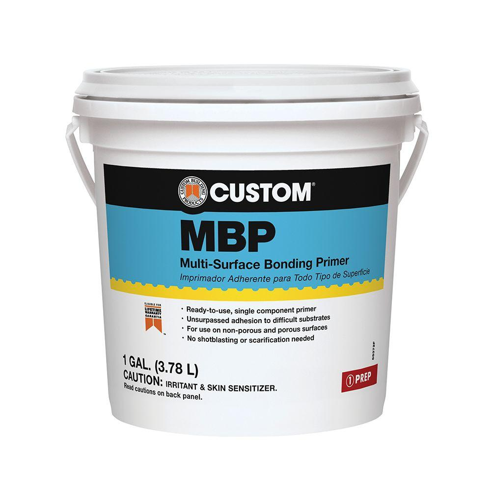 Home Depot Goods: Custom Building Products MBP