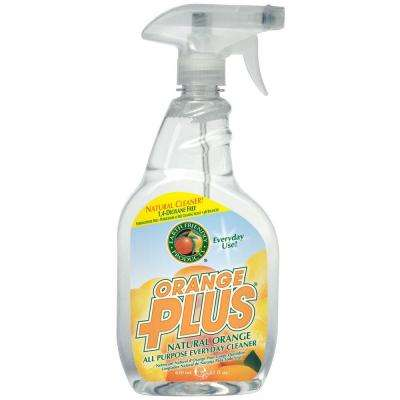 22 oz. Trigger Spray Orange Plus Ready-to-Use All-Purpose Cleaner-Degreaser