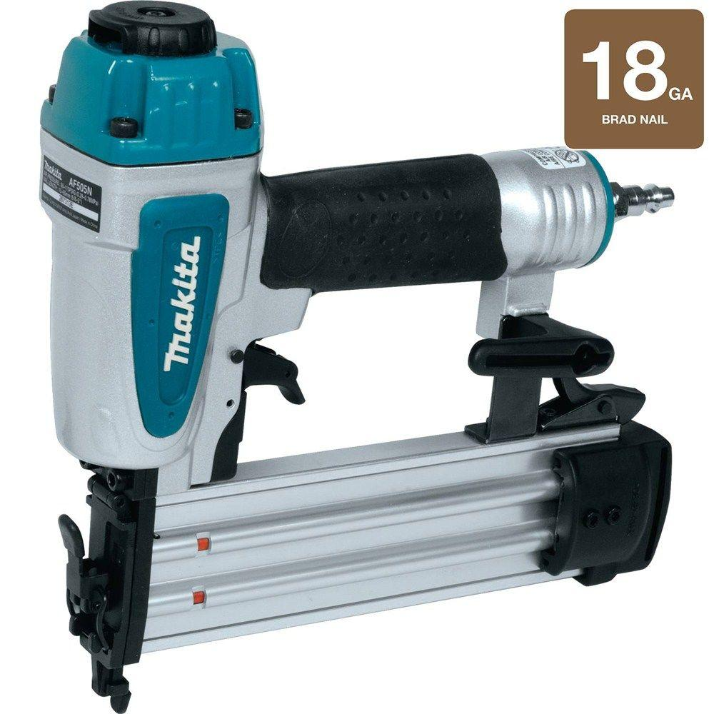 Makita 2 In X 18 Gauge Brad Nailer AF505N The Home Depot