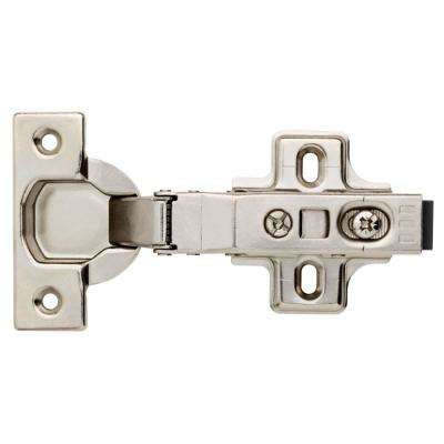 35 mm 110-Degree Full Overlay Soft Close Cabinet Hinge (1-Pair)