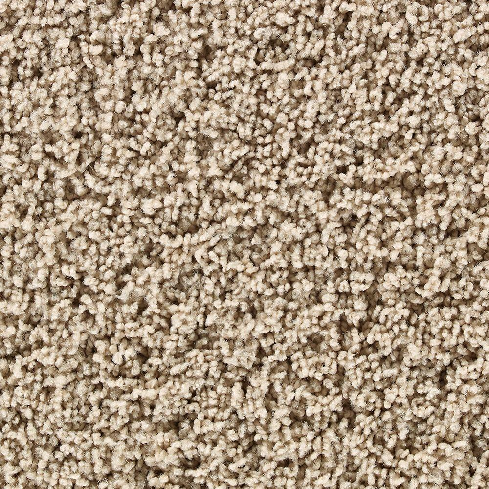 Martha Stewart Living Greystone Buckwheat Flour - 6 in. x 9 in. Take Home Carpet Sample-DISCONTINUED