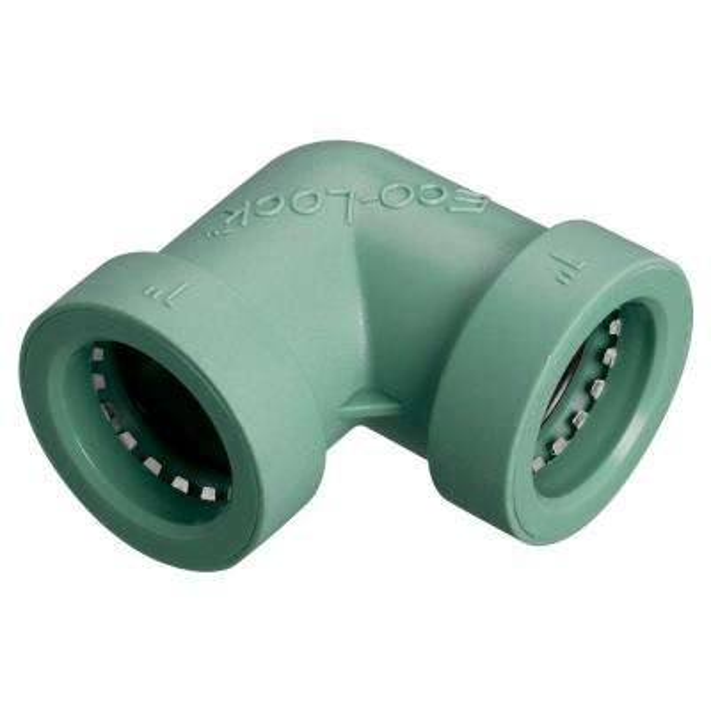 1 in. Eco-Lock Elbow (5-Pack)