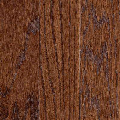 Take Home Sample - Monument Butternut Oak Engineered Hardwood Flooring - 5 in. x 7 in.