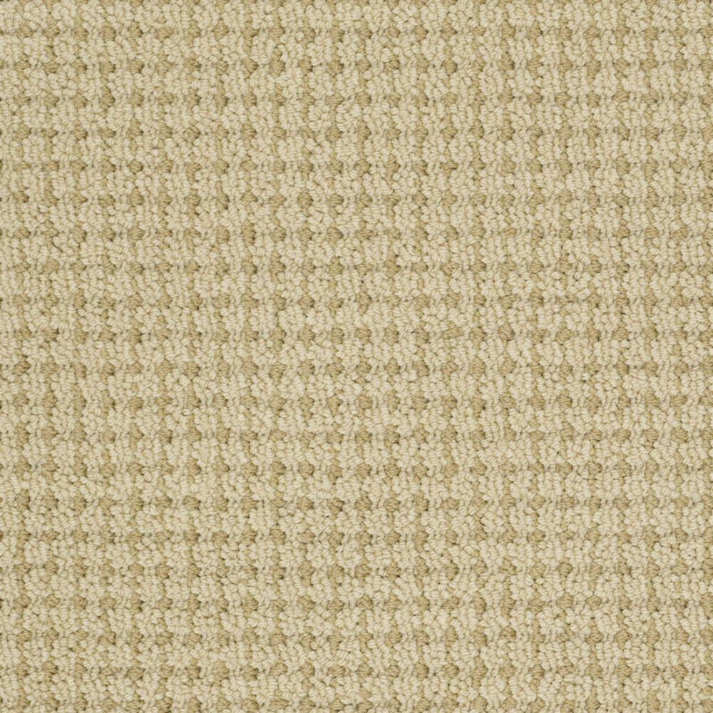 Martha Stewart Living Gloucester Hill - Color Tobacco Leaf 6 in. x 9 in. Take Home Carpet Sample
