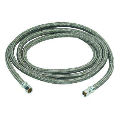 3/8 in. Compression x 3/8 in. Compression x 120 in. Braided Polymer Dishwasher Connector