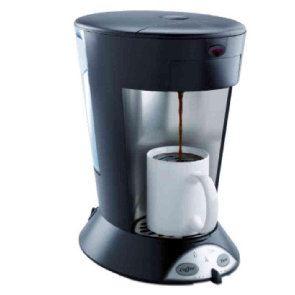Bunn My Cafe Velocity Brew Pourover Commercial Grade Pod Brewer
