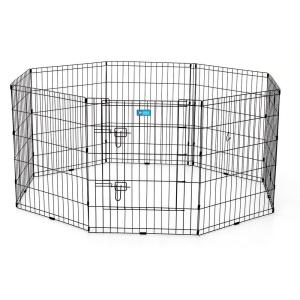 American Kennel Club 30 In Pet Exercise Pen With Dual
