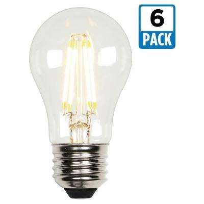 Energy saving indooroutdoor a15 led bulbs light bulbs the 40w equivalent soft white a15 dimmable filament led light bulb 6 pack aloadofball Gallery