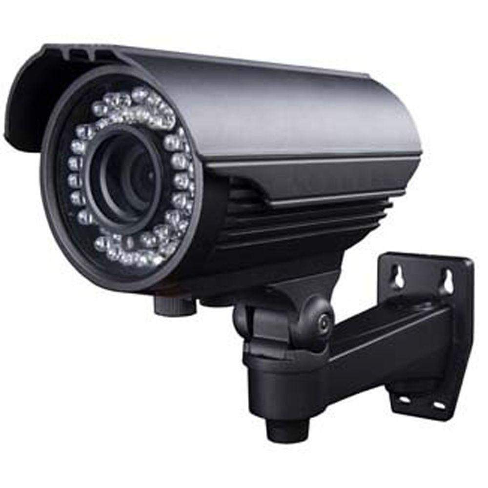 SeqCam Wired Weatherproof 420TVL Indoor or Outdoor Bullet Standard Surveillance