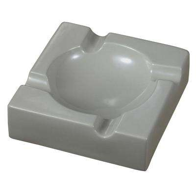 Donovan Grey Ceramic Cigar Ashtray