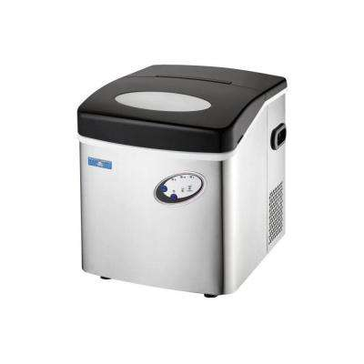 35 lb. Polar Cube Portable Ice Maker