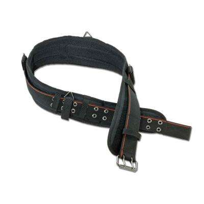Arsenal 3 in. Padded Base Layer Work Belt Holster in Black and Large