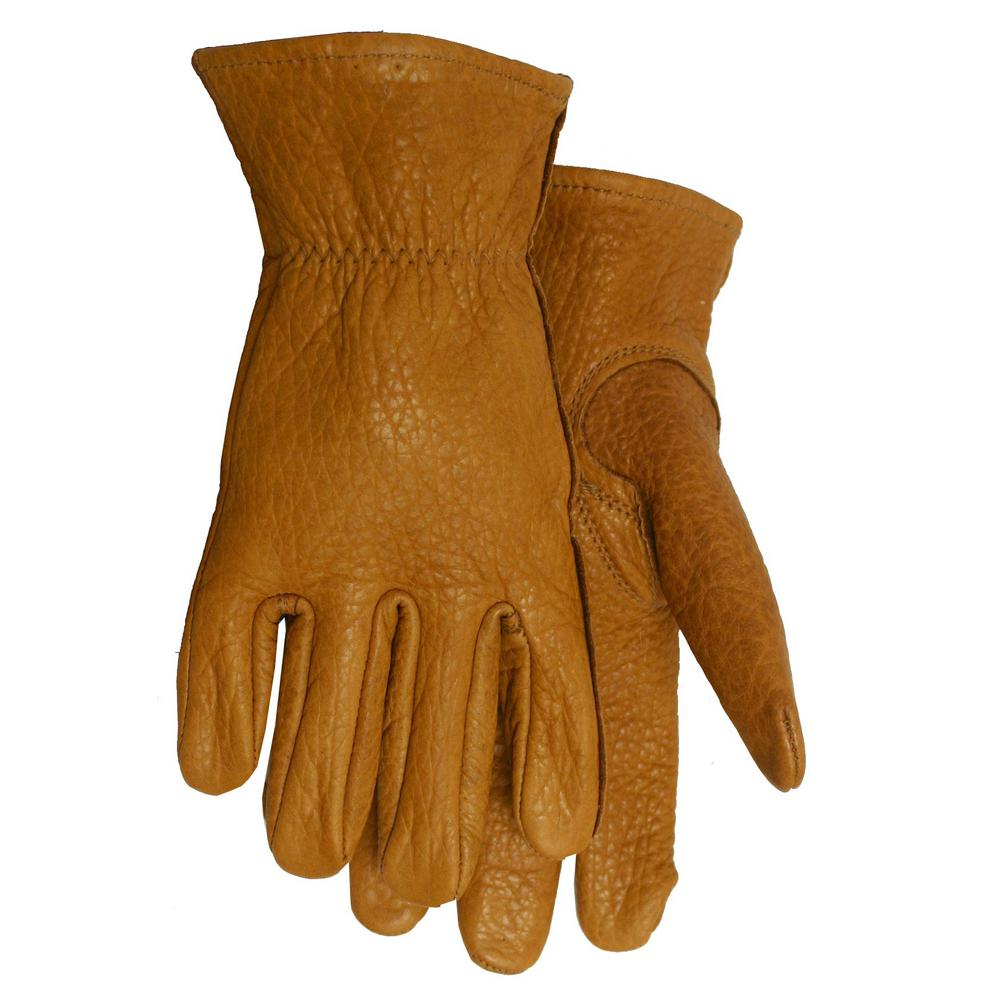 Midwest Quality Gloves Smooth Grain American Buffalo Glove