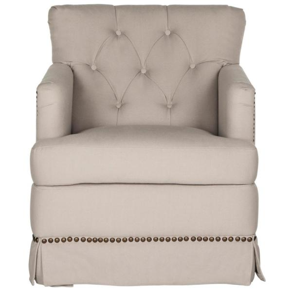 Taupe Accent Chairs.Millicent Taupe Accent Chair