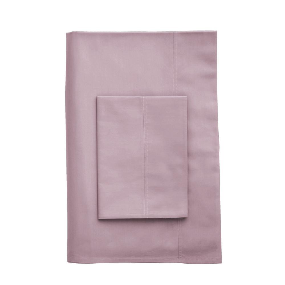 T300 Company Cotton Percale Flat Sheet
