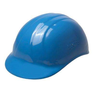 4-Point Plastic Suspension Pin-Lock 67 Bump Cap in Blue