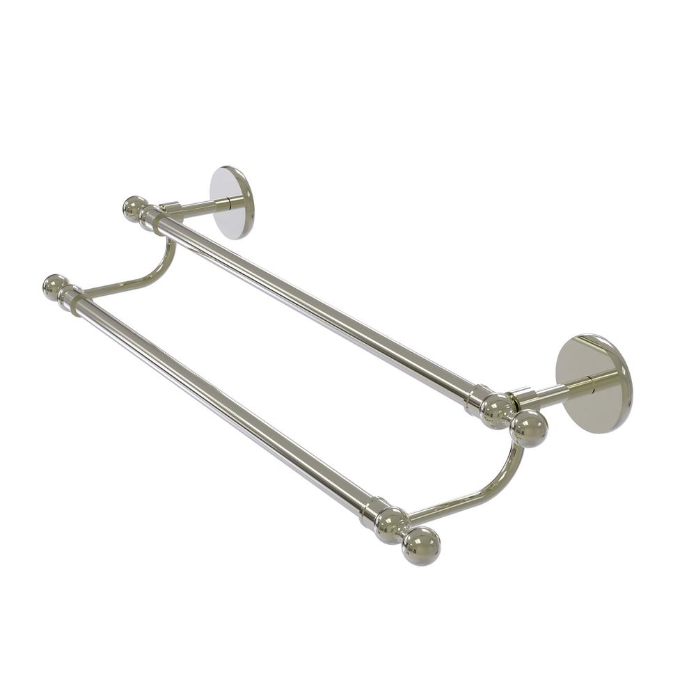 Allied Brass Skyline Collection 30 in. Double Towel Bar i...