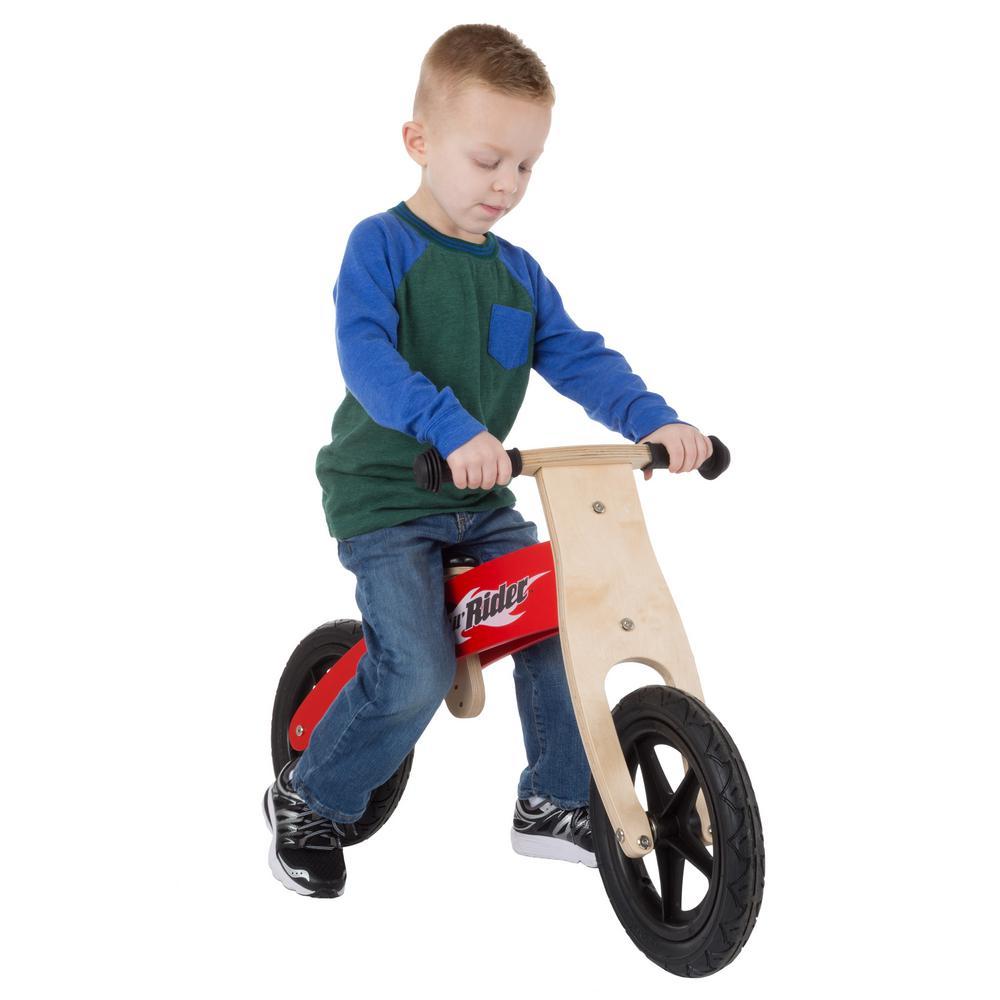 Lil Rider-Wooden Balance Bike