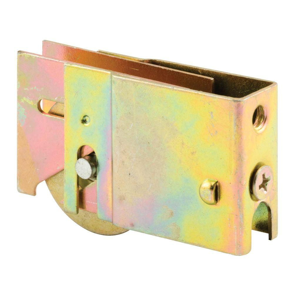 Prime-Line Sliding Door Roller Assembly, 1-1/2 in. Steel Ball Bearing, 11/16 in. x 1-9/16 in. Housing
