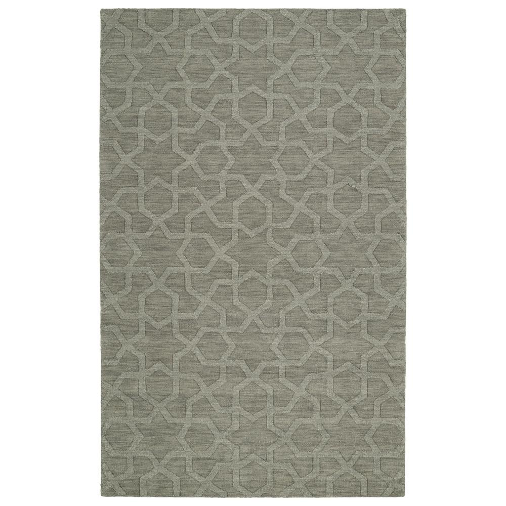 Imprints Modern Grey 3 ft. 6 in. x 5 ft. 6