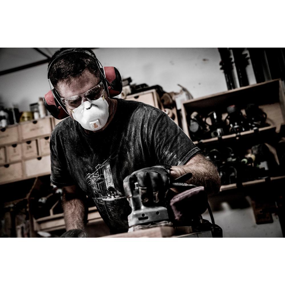 3m pro paint sanding vented respirators 8511 2 masks n95