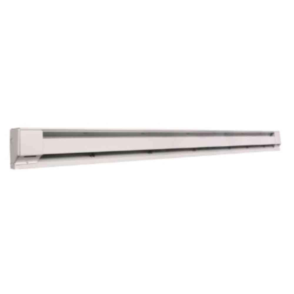 96 in. 2,500-Watt Baseboard Heater