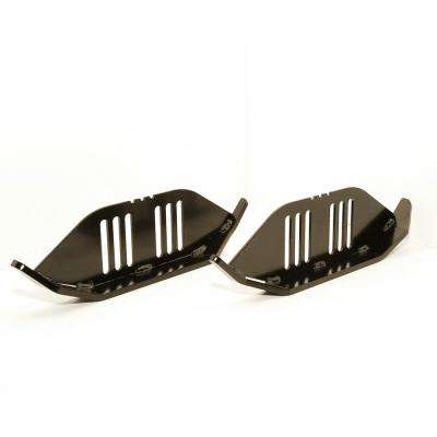 Heavy Duty Snow Blower Skid Shoes Fits 2-3/4 in. Slot Spacing (Set of 2)